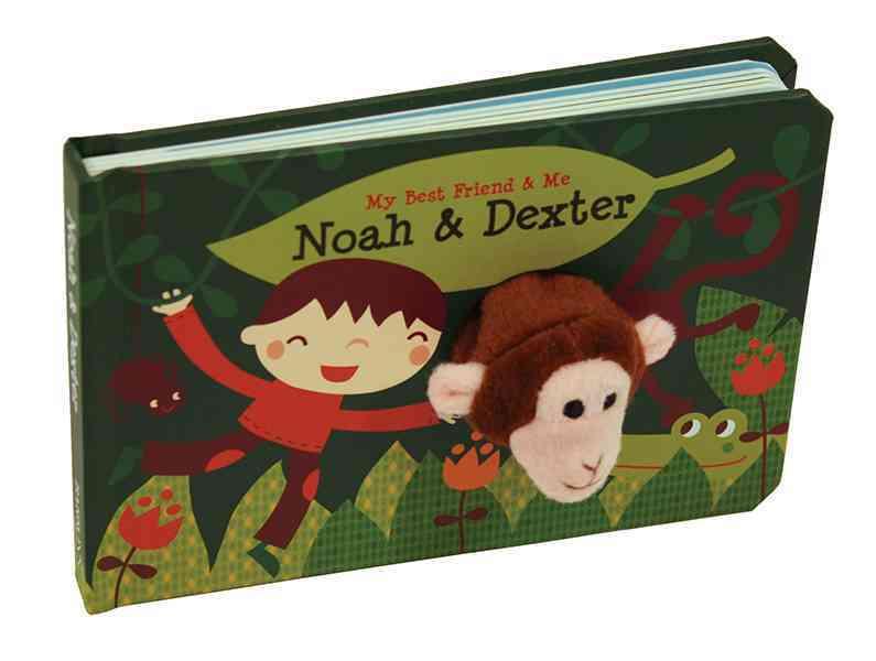 Noah & Dexter By Wehrmeijer, Annelien/ Van De Liejgraaf, Deborah (ILT)